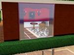 комната с камином 3 этажа