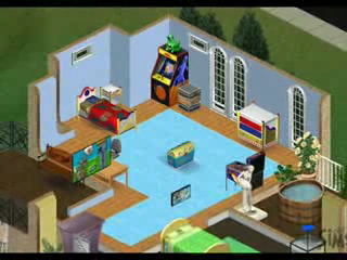 Sims 1 House