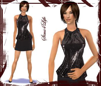 Одежда, аксессуары и косметика для Симс 2