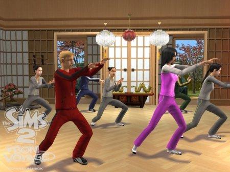 Скриншоты от Sims 2: Bon Voyage