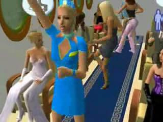 Ролик на песню Toxic - Britney Spears