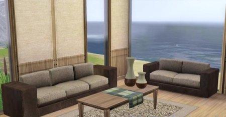 Мебель для комнаты (Симс 3) в формате sims3pack