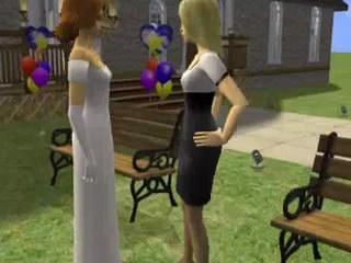 Видеоролик The Sims Live