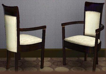 Обеденные стулья для Симс 3 в формате sims3pack