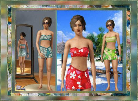����������� ��������� ������ ��� ���� 3 � ������� sims3pack