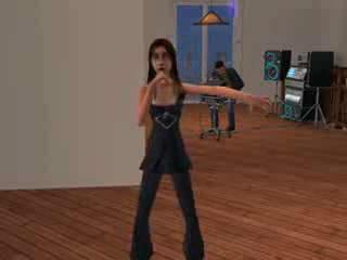 Видеоролик. Sims 2 Music video