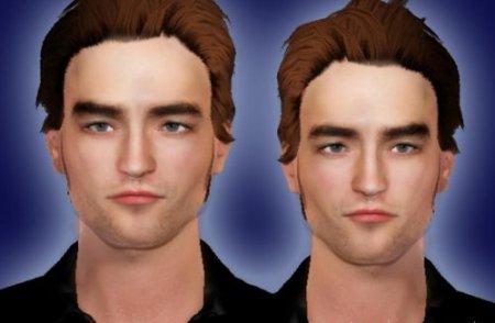 Сим актера Роберта Паттинсон'а (Robert Pattinson) для игры The Sims 3