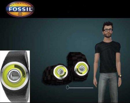 Необычные часы для sims 3