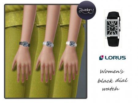 Женские часы для Sims 3