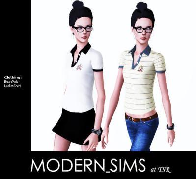 Маечка для Sims 3