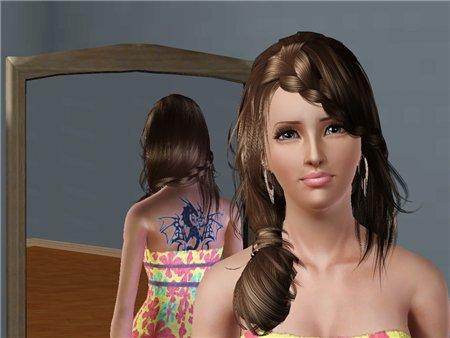 Мечта (Авторская работа для Sims 3)