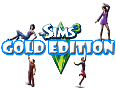 Наконец-то на торрент вылажили The Sims 3: Gold Edition