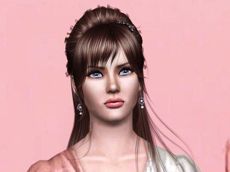 Симка Кейт от  J.D. для Sims 3