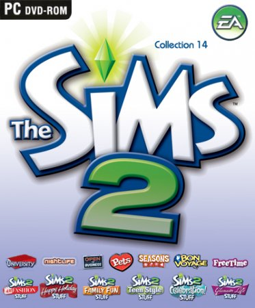 The Sims 2 - Collection 14 в 1