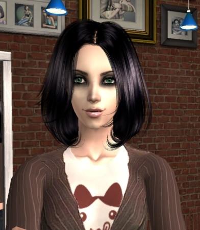 (Авторская работа) Симка Kandy от Shadow (он же Тень) в формате Sims2Pack