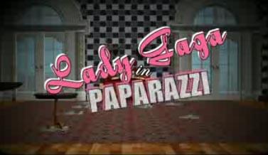 Видеоролик. Lady GaGa - Paparazzi v.2.