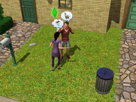 Sims-история: Маша Филина. Часть первая.