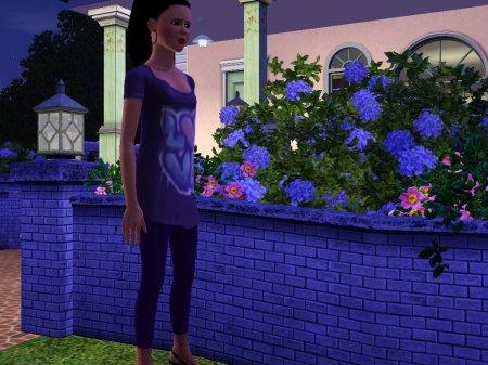Sims-история. Маша Филина. Часть вторая.