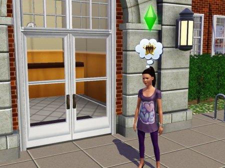 Sims-история. Маша Филина. Часть третья.