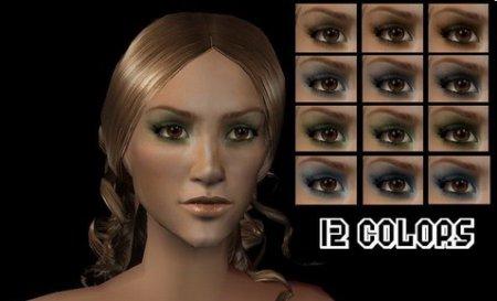 Тени для век (Sims 2)