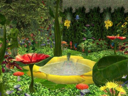 Ванная джакузи и душ для ростоманов (Симс 2)