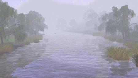 Городок Riverblossom Hills для Sims 3