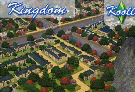 Королевство для Sims 3