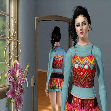 Стиль для интерьера, одежды (Авторская работа от Matama)