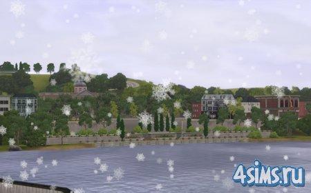 Весна в sims 3 (Участник № 2)