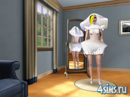 Lady GaGa-Monster Ball (Sims 3)