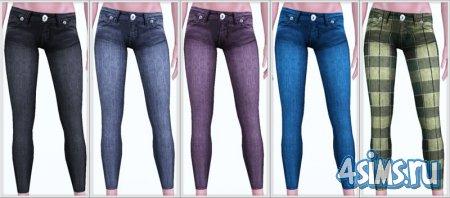 Джинсы Pretty Jeans для симс 3