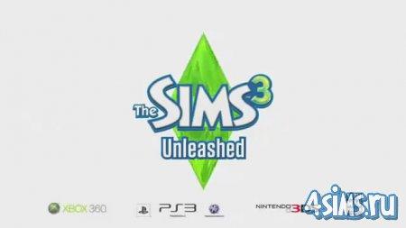 Видеоролик. The Sims 3: Unleashed