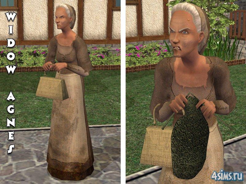 Необычные вещи Симс 2 - The Sims - всё для игр Sims 4, Sims 3, sims 2, sims