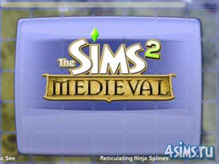 Скриншоты из игры The Sims2 Medieval