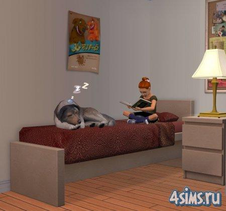 Теперь животные всегда с вами! (Sims2)