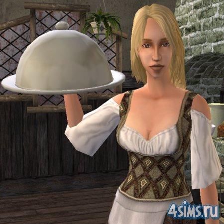 Набор одежды для The Sims2 Medieval