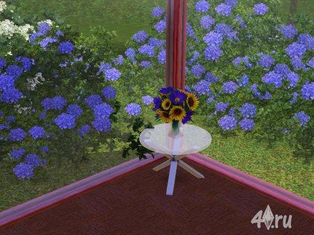 Sims-история. Ангел, улыбайся!