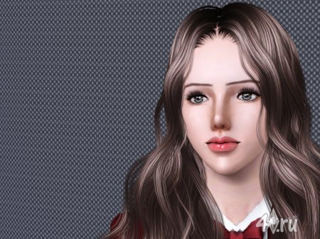 Сара by Jennifer-Dilan для Sims 3