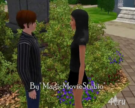 """The Sims3 Fhirst Clip """"unfortunate love"""""""