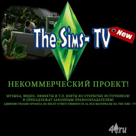 The Sims- TV NeW!