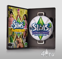 Ещё не много о игре The Sims3 Generations