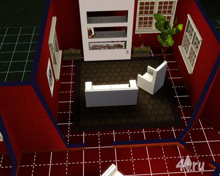 Новый дом для симс 3