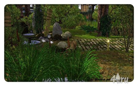 "Конкурс ""Лучший парк для The Sims 3"""