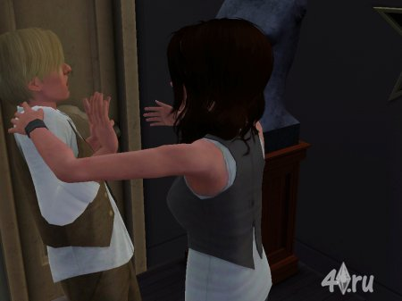 Sims-история. Да я такая. 2 серия.