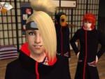 Sims 2 наруто!