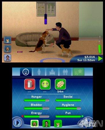 Фото из The Sims 3 Питомцы