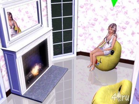 """Скриншоты моего нового домика по названием """"В начале мая"""""""
