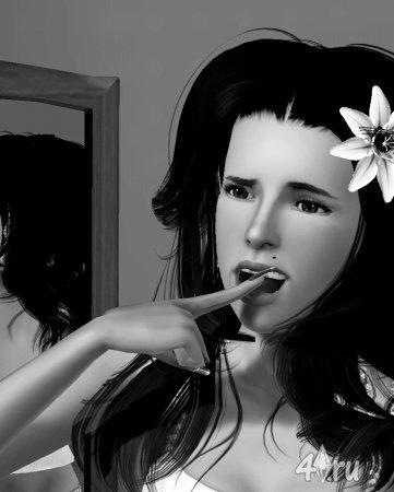Симка Наталия Орейро (Natalia Oreiro) для Симс 3 в формате sims3pack
