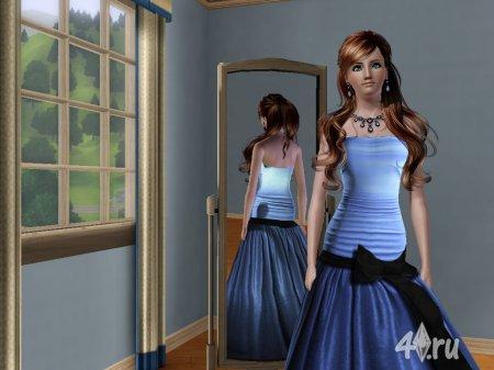 Скрины из Sims 3