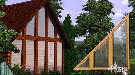 Окна от для Sims 3 в формате sims3pack